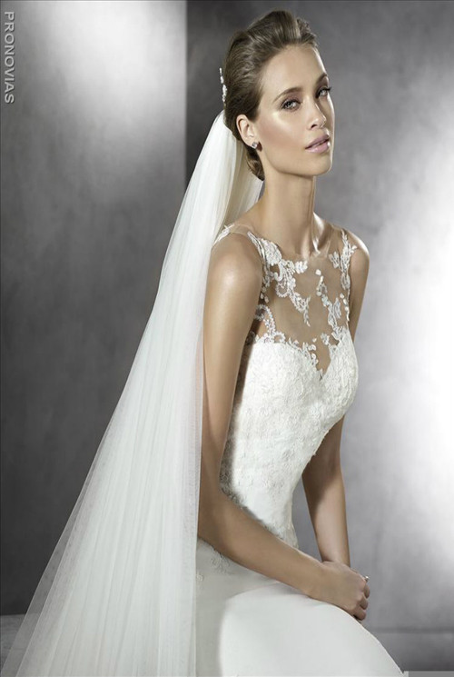 Pronovias Wedding Dress Prunelle