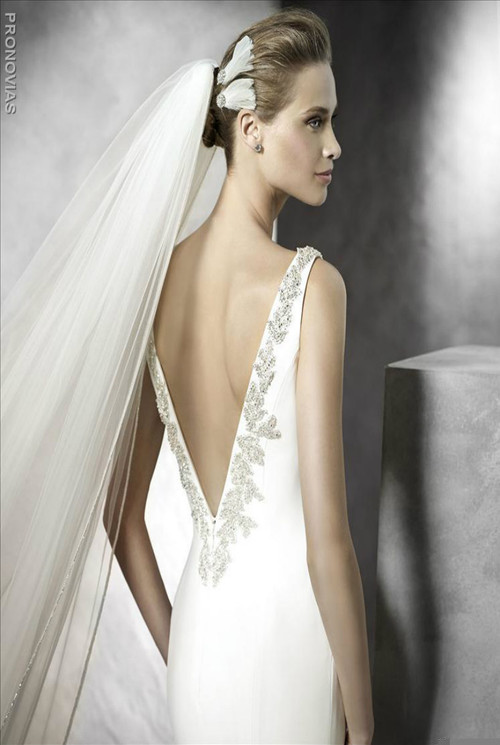 Pronovias Wedding Dress Tatiana