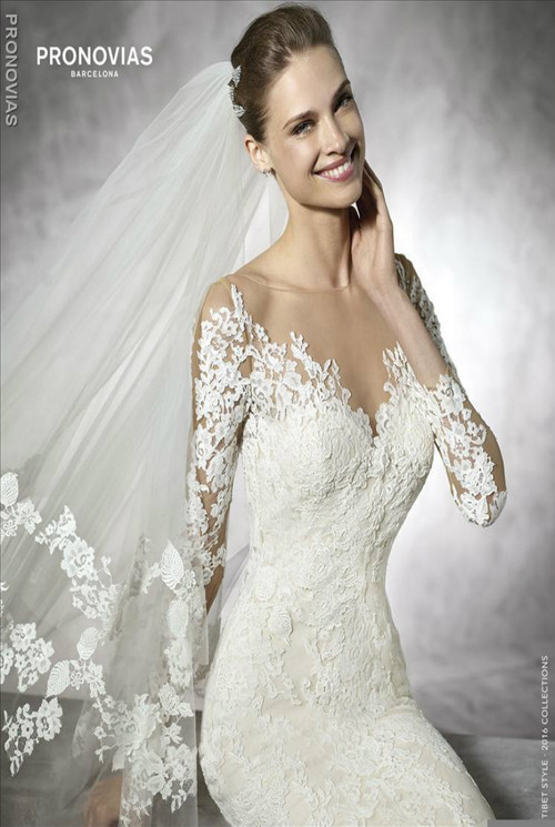 Pronovias Wedding Dress Tibet