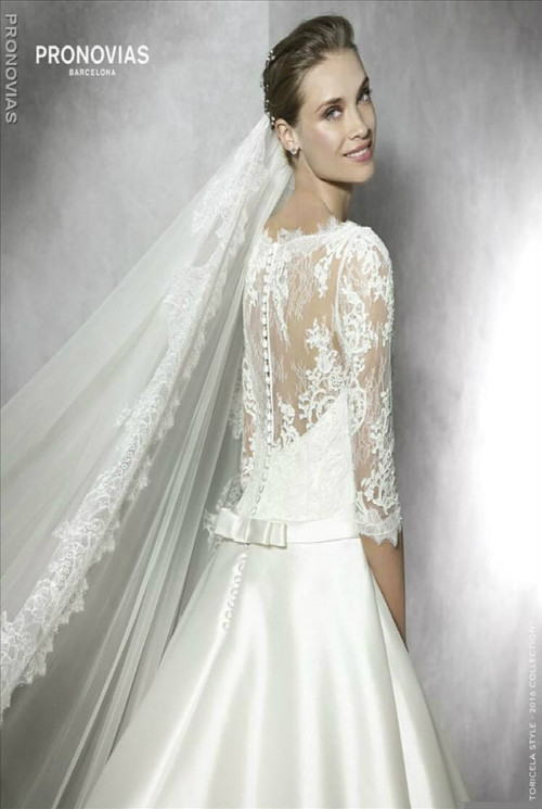 Pronovias Wedding Dress Toricela