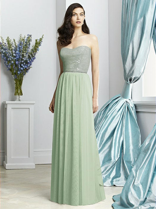 Dessy Bridesmaid Dress 2925