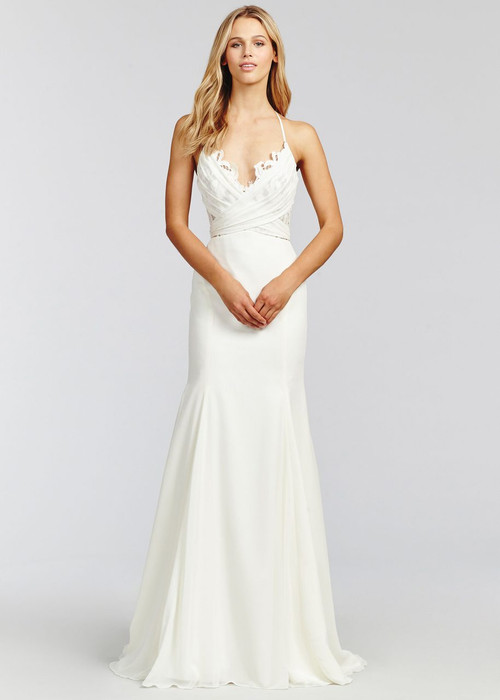 Blush By Hayley Paige Dress 1602 Blush Bridal