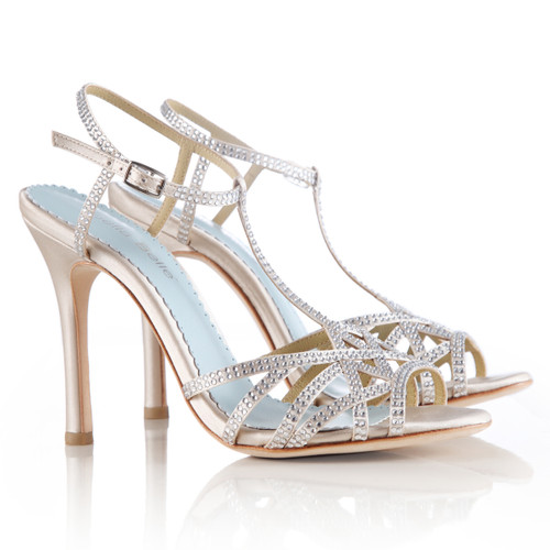 Bella Belle Gia Wedding Shoes