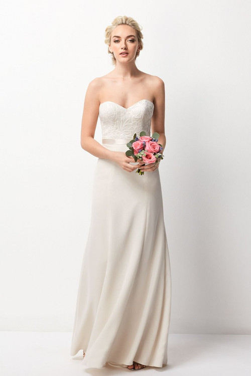 WTOO Bridesmaids Dress 253