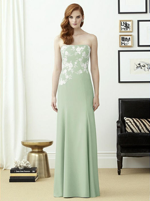 Dessy Bridesmaid Dress 2965