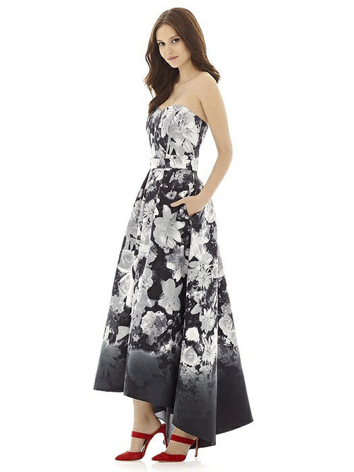 Alfred Sung Bridesmaid Dress D699FP