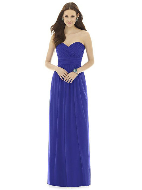 Alfred Sung Bridesmaid Dress D725