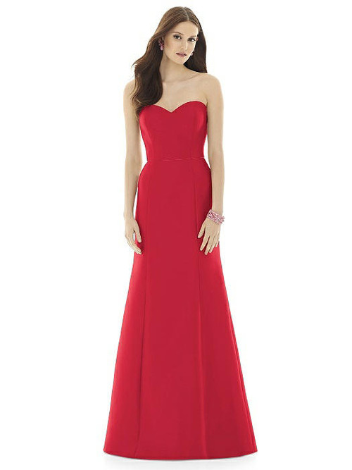 Alfred Sung Bridesmaid Dress D728