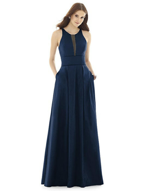 Alfred Sung Bridesmaid Dress D732