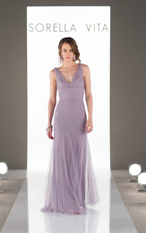 Sorella Vita Bridesmaid Dress 8860