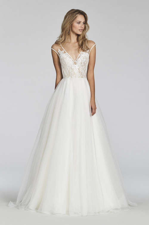 Blush By Hayley Paige Wedding Dress Val