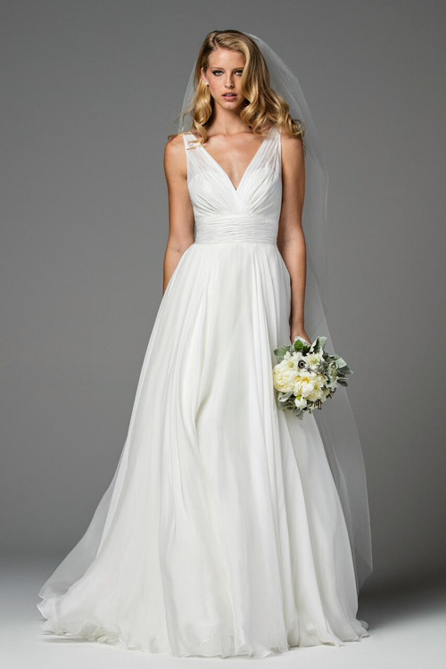 Watters Wedding Dress Ellen