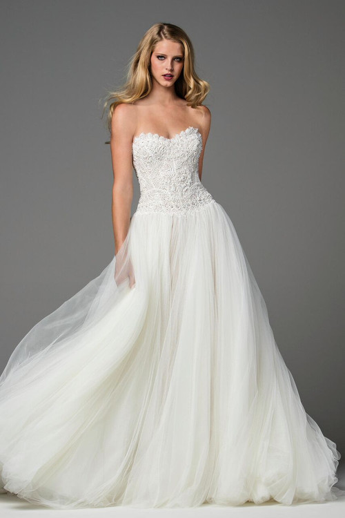 Watters Wedding Dress Marlia