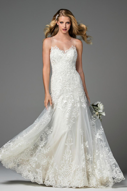 Watters Wedding Dress Dame