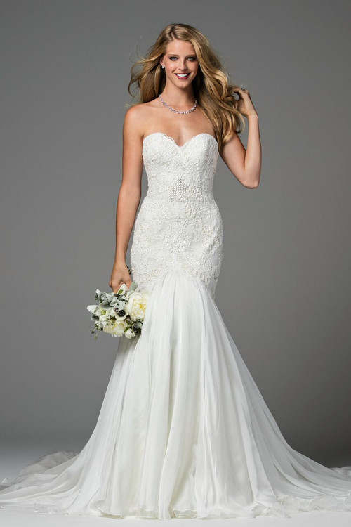 Watters Wedding Dress Minerva