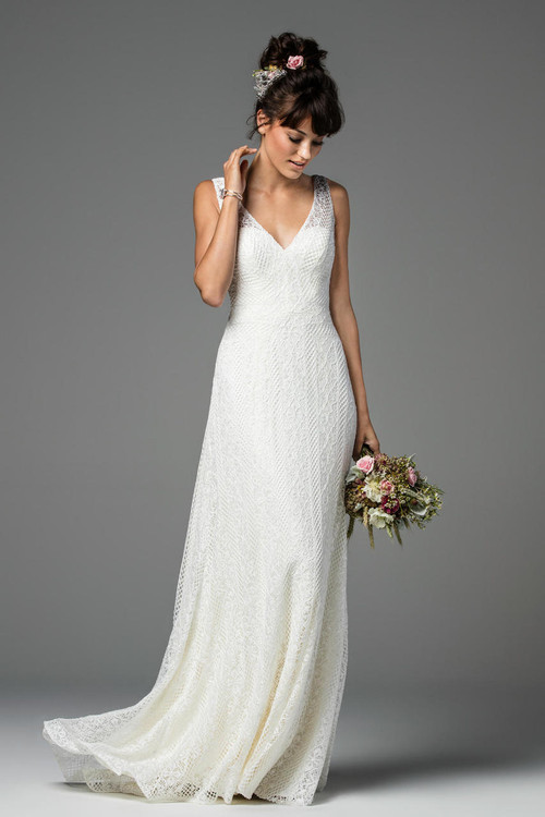 Willowby Wedding Dress Brighton (Beaded)