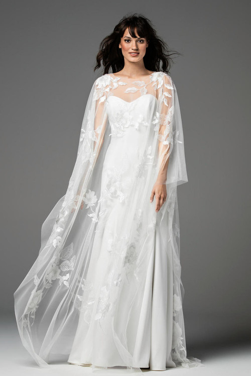 Willowby Wedding Sini Caftan Top