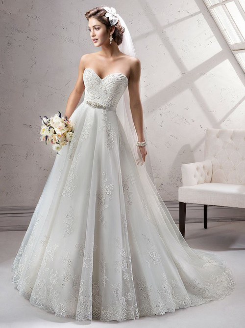 Sottero and Midgley Wedding Dress Noreen