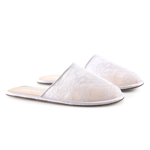 Bella Belle Priscilla Wedding Slippers