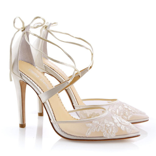 Bella Belle Anita Wedding Shoes