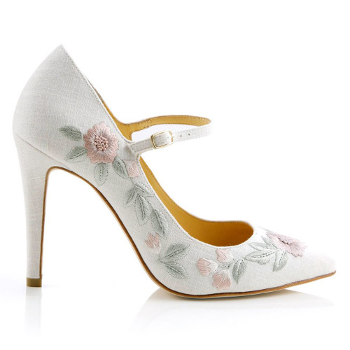 Bella Belle Adelaide By Joy Proctor Wedding Shoes