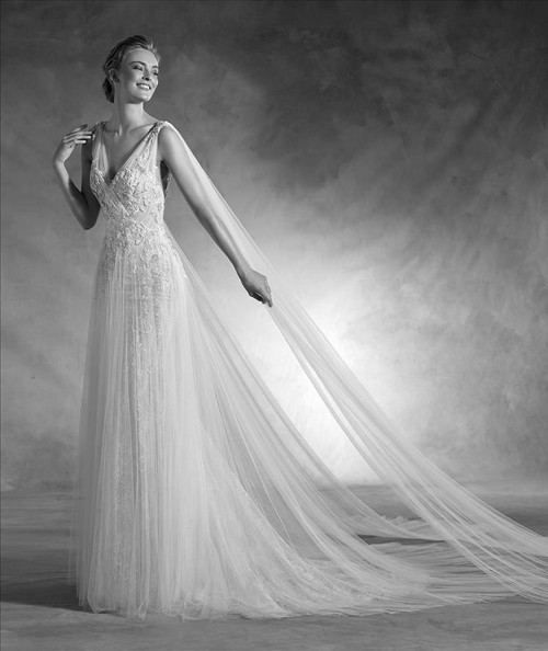 Atelier Pronovias Wedding Dress Nepal