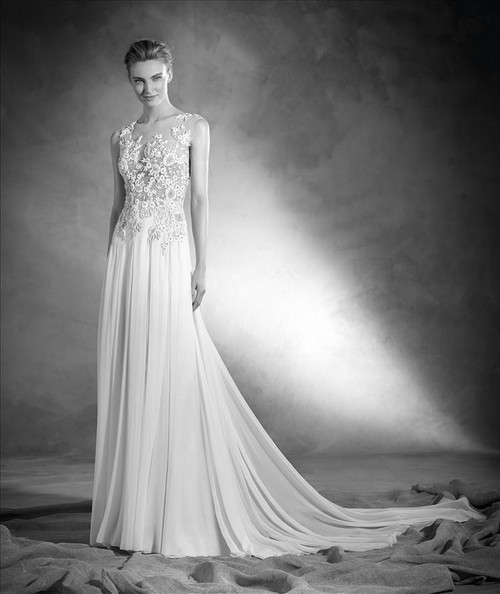 Atelier Pronovias Wedding Dress Nadia
