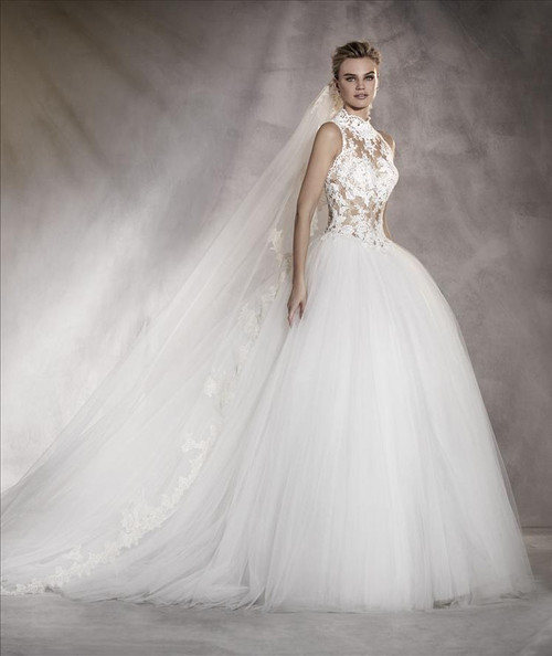 Pronovias Wedding Dress Almeria