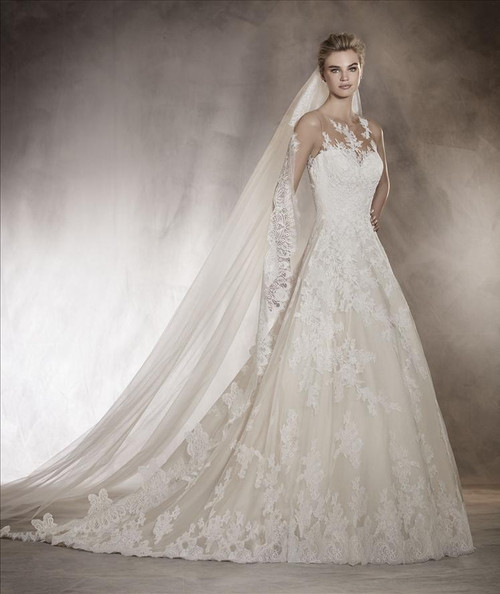 Pronovias Wedding Dress Angelica