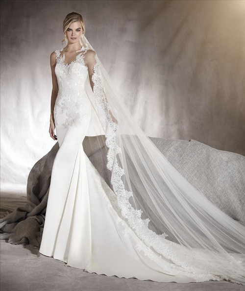 Pronovias Wedding Dress Atenas