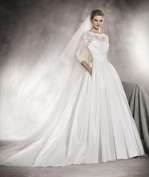 Pronovias Wedding Dress Amily
