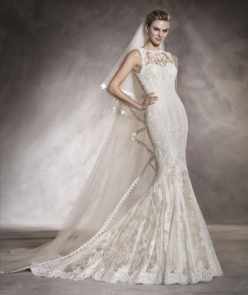 Pronovias Wedding Dress Aura