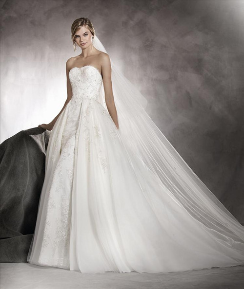 Pronovias Wedding Dress Abril