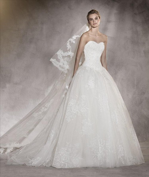 Pronovias Wedding Dress Areta