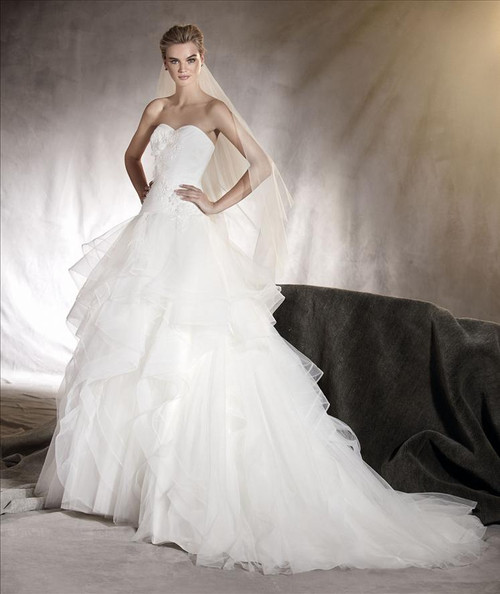 Pronovias Wedding Dress Alison