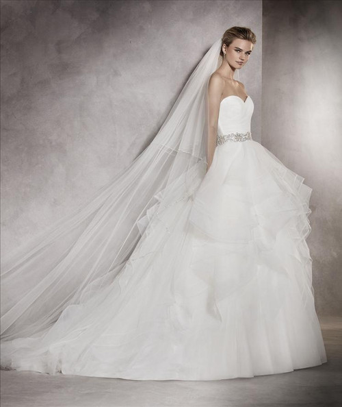 Pronovias Wedding Dress Albania