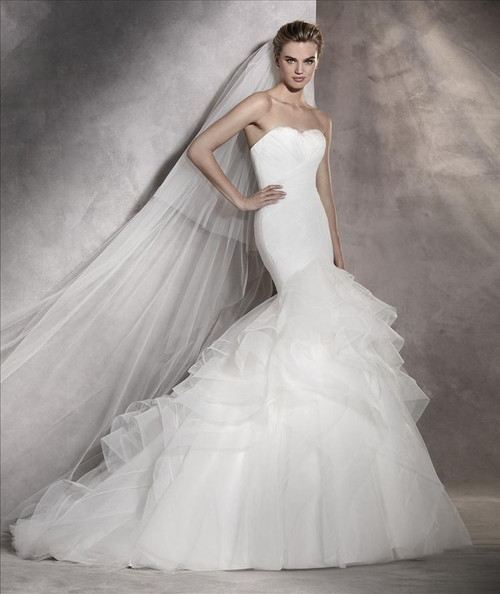 Pronovias Wedding Dress Asha