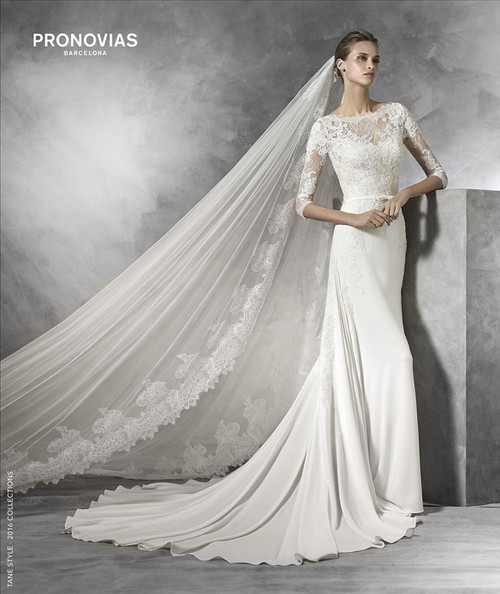 Pronovias Wedding Dress Tane