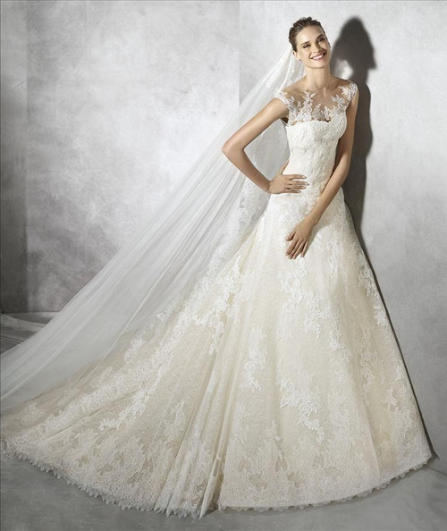 Pronovias Wedding Dress Tamia