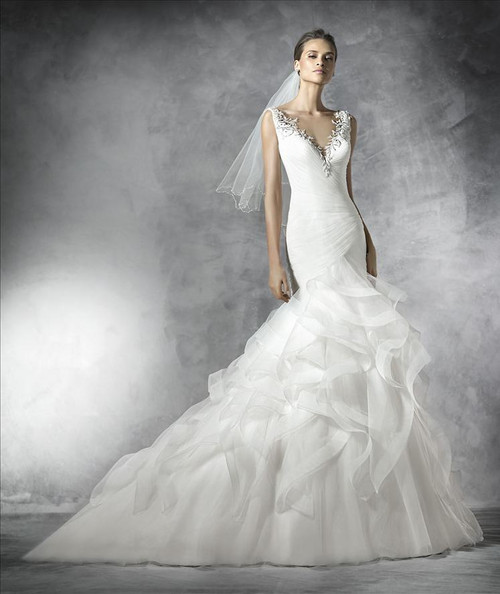 Pronovias Wedding Dress Precious