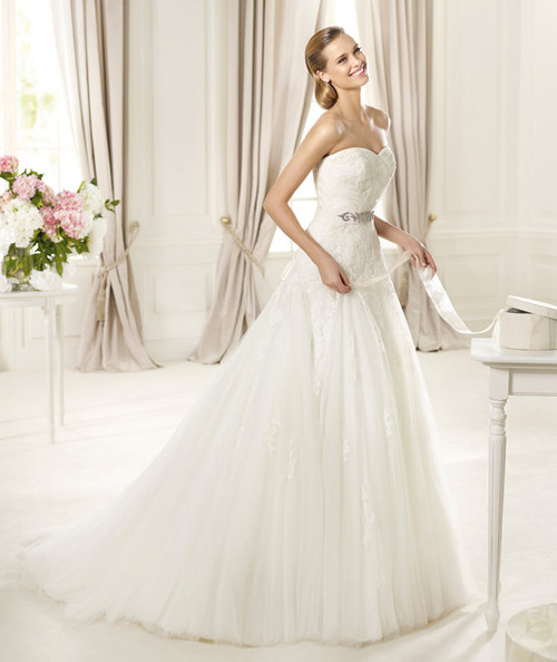 Pronovias Wedding Dress Dagen
