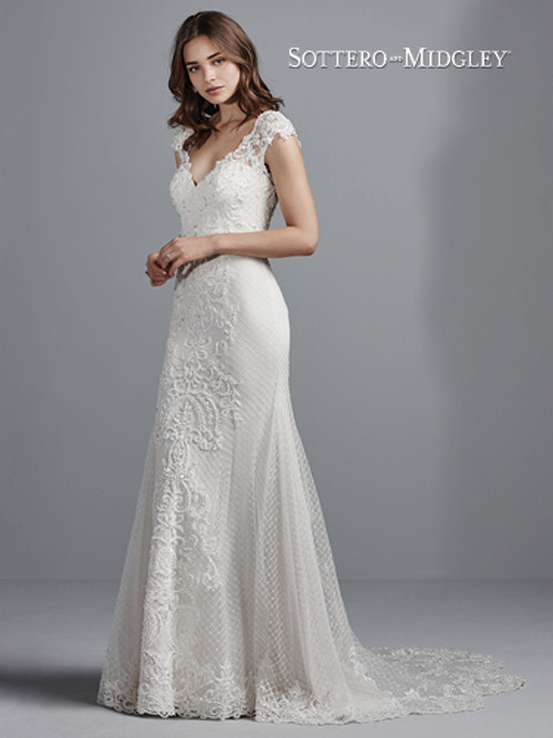 Sottero and Midgley Wedding Dress Finn