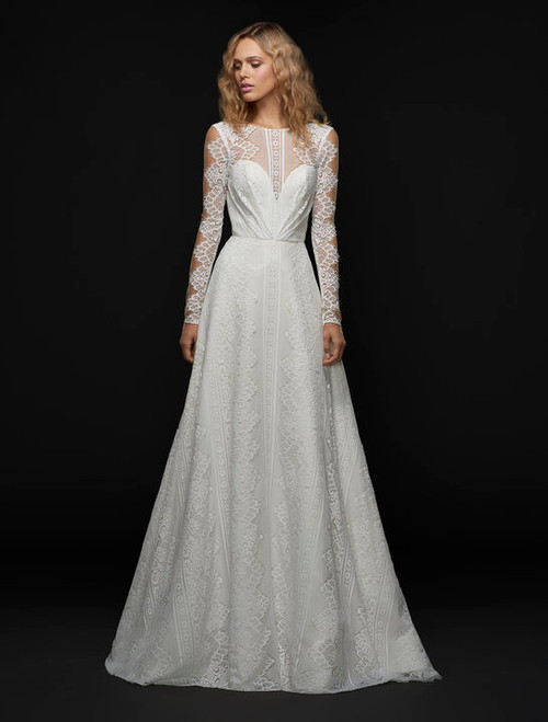 Blush By Hayley Paige Wedding Dress Bandit
