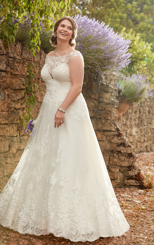Essense of Australia Wedding Dress D2327