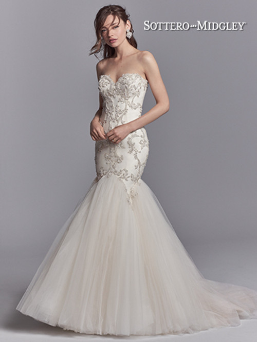Sottero and Midgley Wedding Dress Pierre