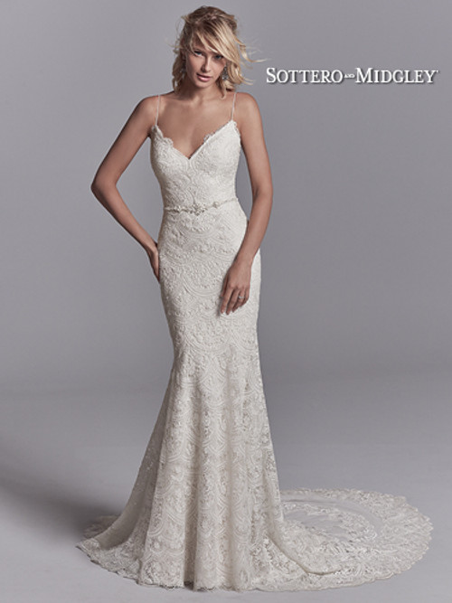 Sottero and Midgley Wedding Dress Maxwell