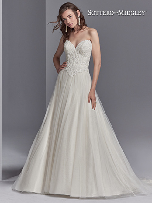 Sottero and Midgley Wedding Dress Landri
