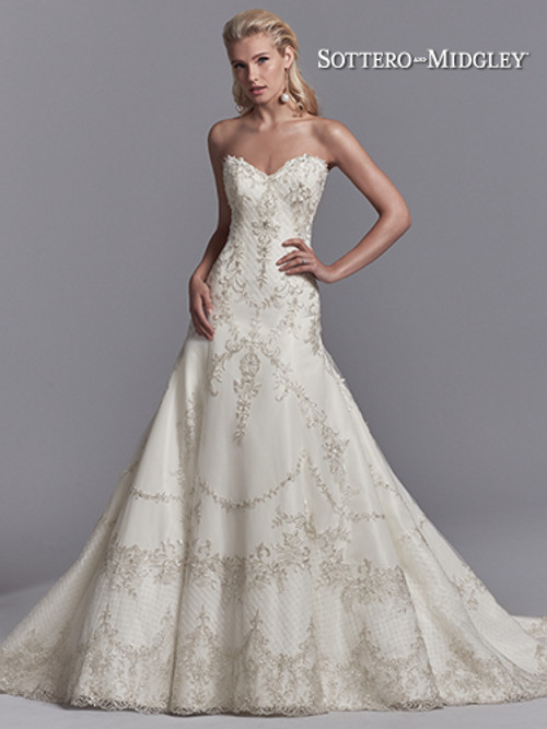 Sottero and Midgley Wedding Dress Granger