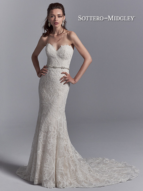 Sottero and Midgley Wedding Dress Graham
