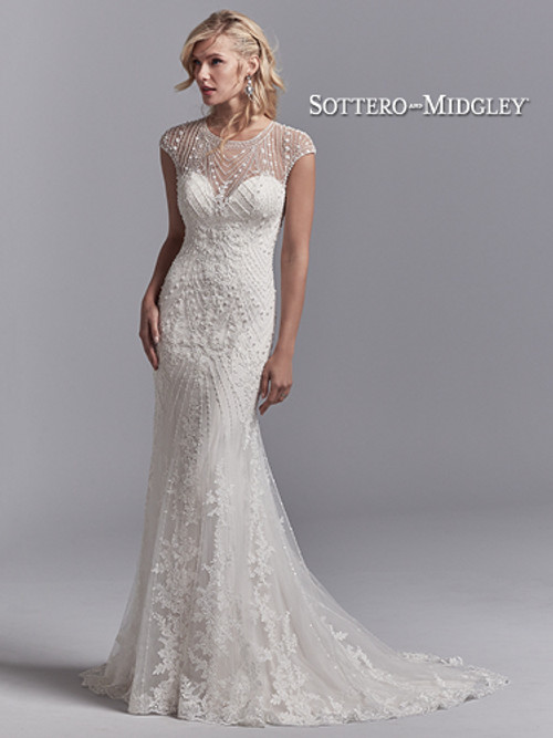 Sottero and Midgley Wedding Dress Grady
